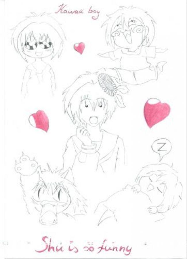 shuichi funny