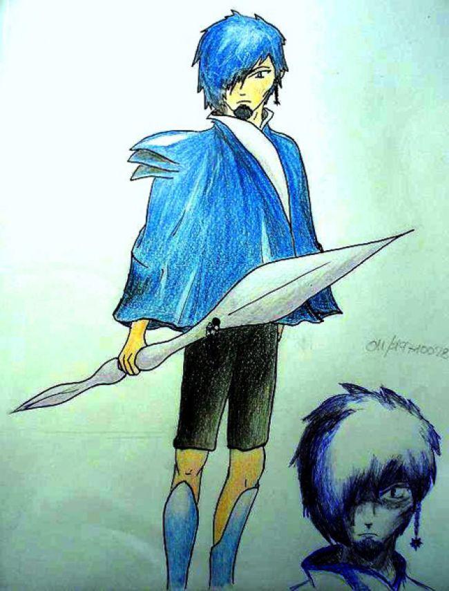 warrior lance