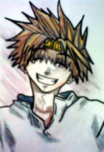 Goku from Saiyuki
