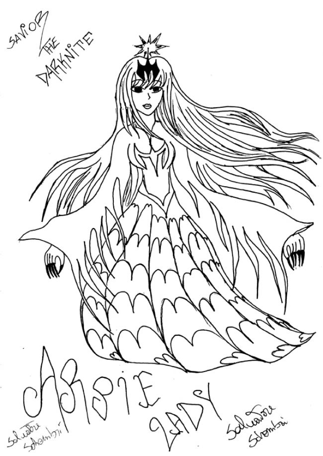 Arpie Lady
