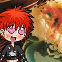 Cucina giapponese: Palline di riso ripiene