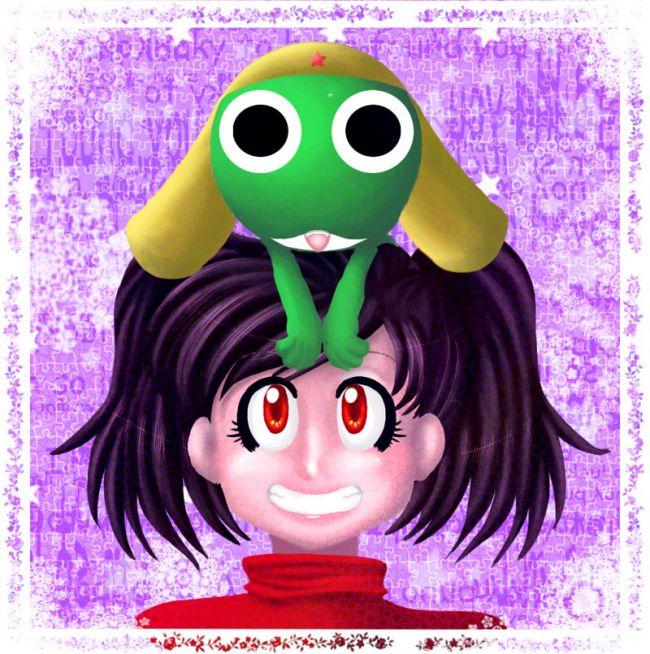 Kero-chan & me