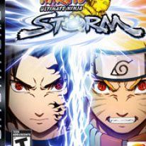 Naruto: Ultimate Ninja Storm! Il videogioco basato sull'anime di Naruto.