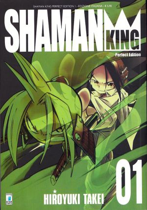 Shaman King Perfect Edition