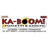 Ka-Boom! Fumetti e giochi
