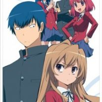 Toradora: l'anime su Rai4 e cast italiano.