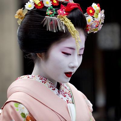 Gueixas On Pinterest Geishas Kimonos And Kyoto