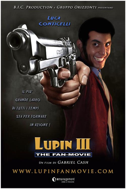 Locandina Lupin