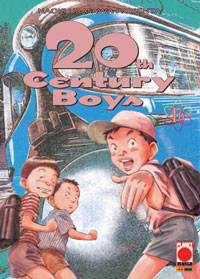 20TH CENTURY BOYS PRIMA RISTAMPA 16