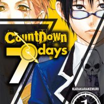 Countdown 7 Days Manga Online. Sfoglia online il manga Countdown 7 Days di Gp Publishing
