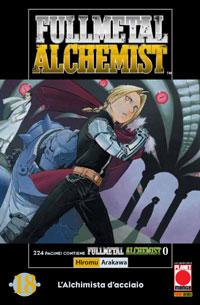 FULLMETAL ALCHEMIST RISTAMPA 18