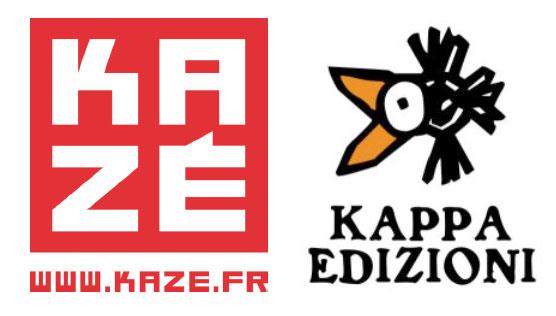 collaborazione kaze-e-kappa-edizioni