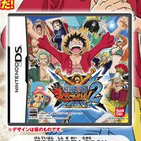 One Piece Gigant Battle! 2 New World: annunciato gioco per DS