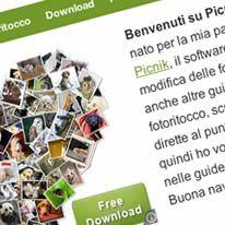 Nasce PicnikModificaFoto.com Mi dai la tua opinione?