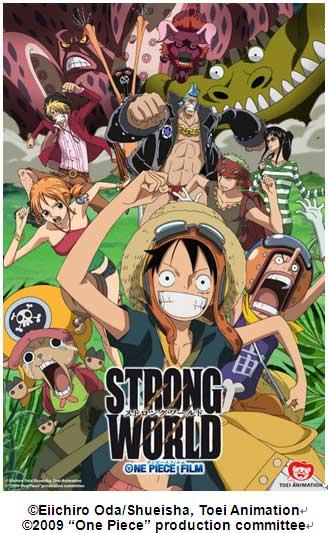 One Piece Film Strong World - Anteprima Italiana