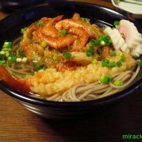 Festeggiamo con il Toshikoshi soba: la ricetta
