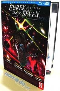 Eureka Seven Box
