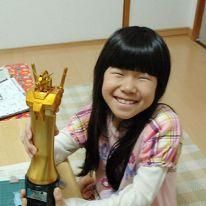 Gundam World Cup: Vittoria di una bimba di 8 anni