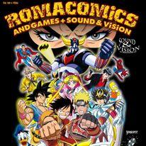 RomaComics and Games: dal 2 al 4 Marzo 2012