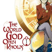 The world god only knows: Manga Online. Sfoglia online il manga The world god only knows di Star Comics