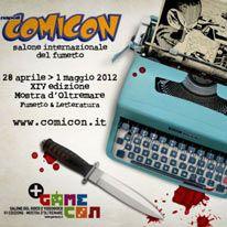 Napoli Comicon: 28 Aprile – 1 Maggio 2012