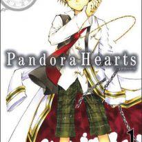 Pandora Hearts: promozione manga