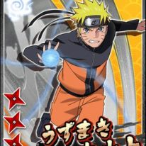 Naruto x GREE: Gioco sociale in lingua inglese