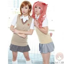 Cosplay: Uniforme scolastica di To Aru Kagaku no Railgun
