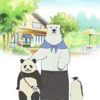 Shirokuma Cafe: l'anime finirà a primavera 2013