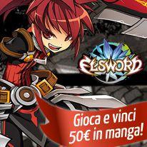 Concorso Elsword: Gioca e Vinci 50€ in manga! [Concluso]