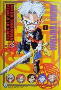 Akira Toriyama Menù a la Carte