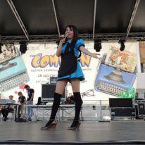 Napoli Comicon 2013: Diventa una K.J.Girl!