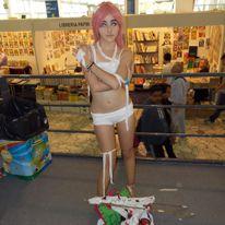 Napoli Comicon 2013: focus sui cosplay