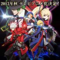 Serie animata per BlazBlue