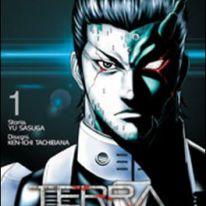 Terra Formars: nuovo manga Star comics