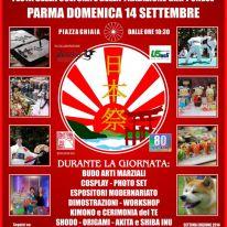 NIPPONSAI – Parma – Festa della Cultura e della Tradizione Giapponese