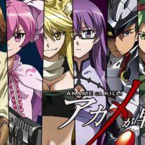 Akame ga KILL! Anime: Pubblicità per la 2° parte