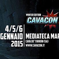 Cavacon Winter Edition 2015: 4-6 Gennaio 2015