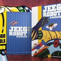 Jeeg Robot d'acciaio: nuova uscita DVD per La Gazzetta