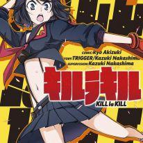KILL la KILL: si conclude il manga