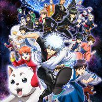 Gintama: nuova serie anime nel 2015