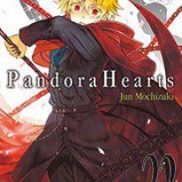 Nuovo manga per l'autrice di Pandora Hearts!